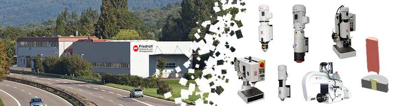 FMW Friedrich azienda e prodotti
